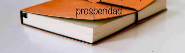 7 Principios para la prosperidad